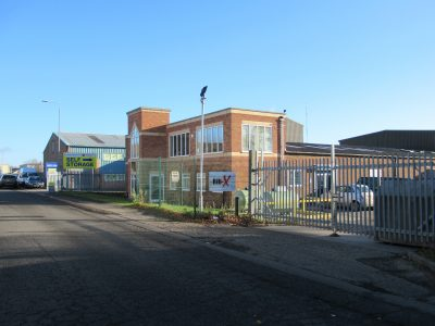 Factory/Warehouse Units - To Let